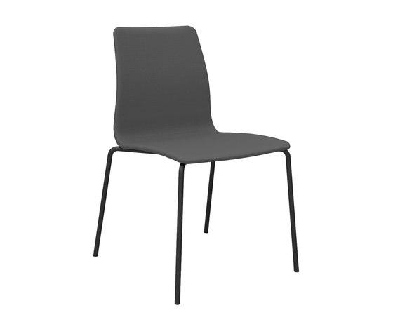 Maverick Plus stackable chair de KFF | Chaises