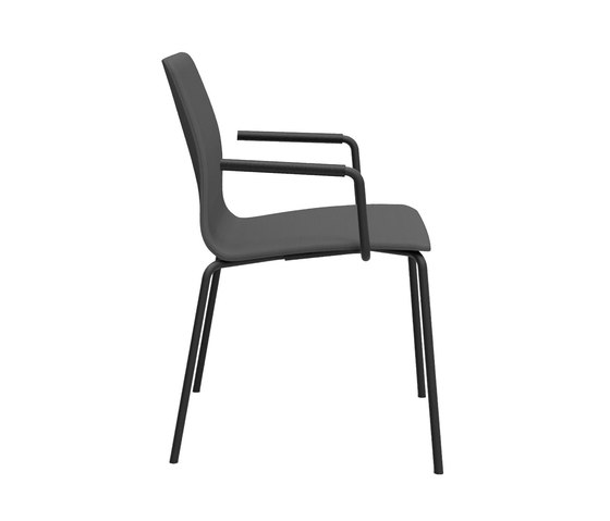 Maverick Plus stackable chair de KFF | Sillas