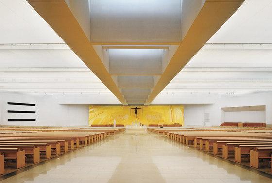 Custom Solutions by Koch Membranen | Illuminated ceiling systems