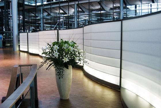 Custom Solutions by Koch Membranen   Privacy screen