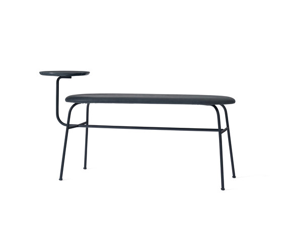 Afteroom Bench | Black/Black by MENU | Benches
