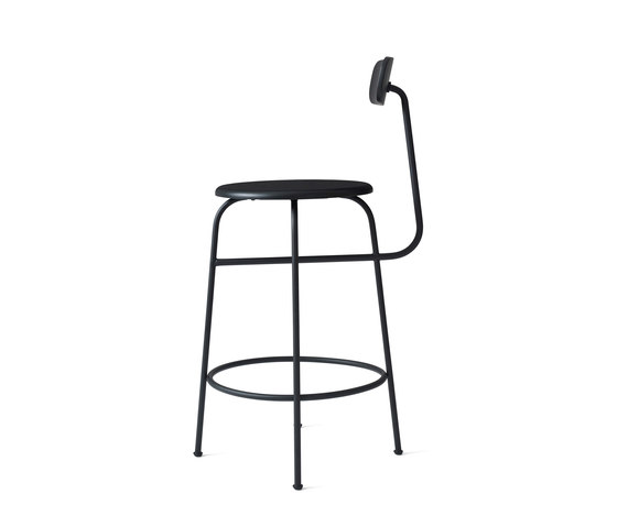 Afteroom Counter Chair | Black by MENU | Bar stools