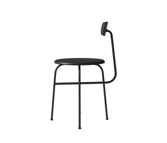 Afteroom Dining Chair 4 | Black by MENU | Chairs