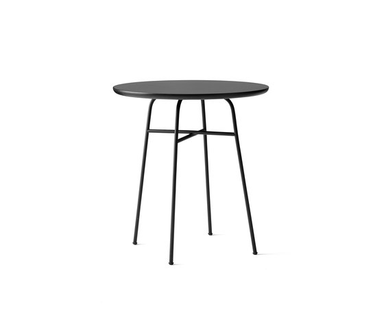 Afteroom Cafe Table | Black by MENU | Dining tables