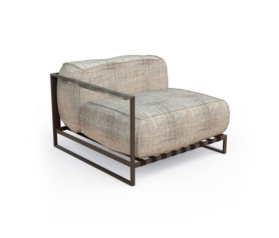 Casilda |  Dx Sofa by Talenti | Garden armchairs