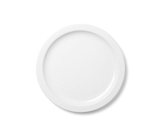 New Norm Dinner Plate | Ø27,5 cm White by MENU | Dinnerware