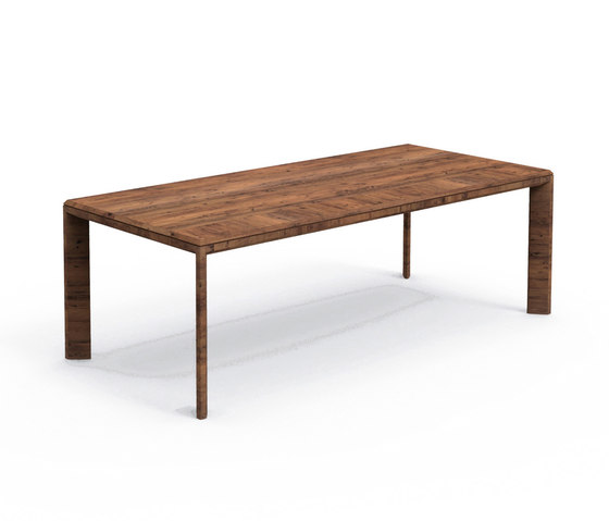 Cleo Teak Iroko Table 220X100 by Talenti | Dining tables