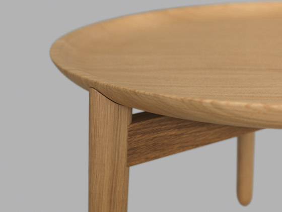Plaisir 1 | Plaisir 2 Wood von Zeitraum | Side tables