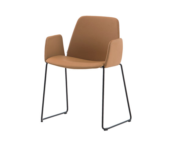 Unnia Tapiz by Inclass | Visitors chairs / Side chairs
