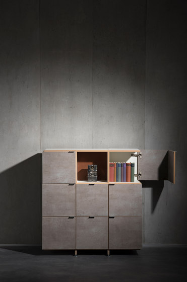 Classic Exclusive shelf-system by mocoba | Sideboards