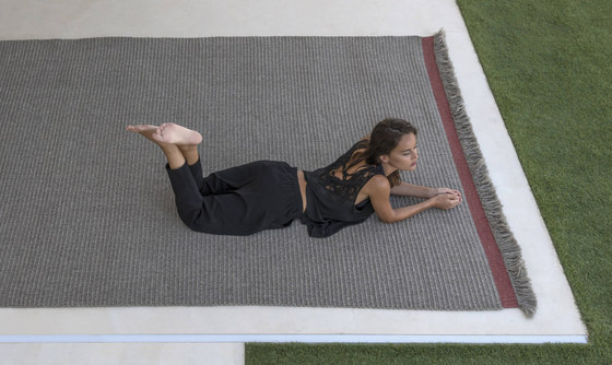 Accessories    Ribs Carpet by Talenti   Outdoor rugs