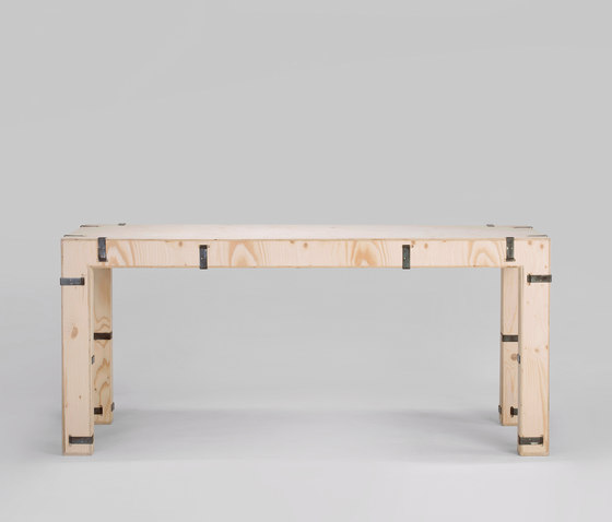 Pakiet | Table | L by Zieta | Dining tables