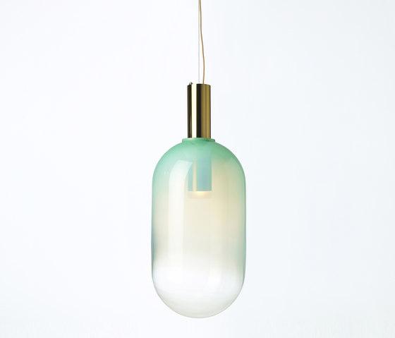 PHENOMENA pendant mint green de Bomma | Iluminación general