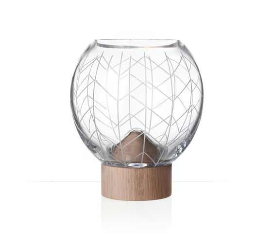 GLASS MOUNT Vase by Bomma | Vases