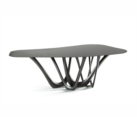 G-Table | B | black by Zieta | Dining tables