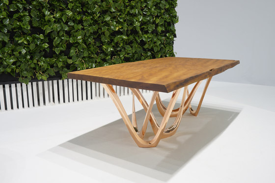 G-Table | K | Copper von Zieta | Besprechungstische