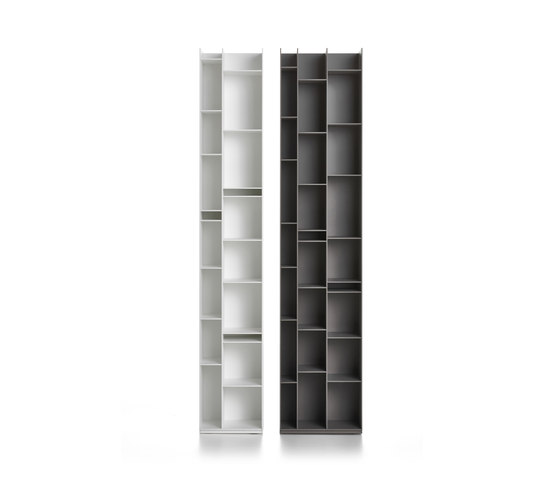 random 2c shelving from mdf italia architonic. Black Bedroom Furniture Sets. Home Design Ideas