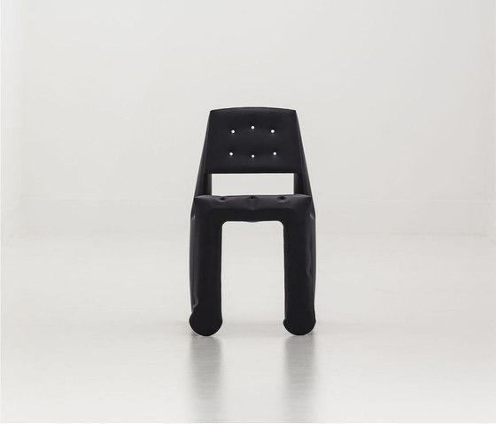 Chippensteel 0.5   Alu   black by Zieta   Chairs