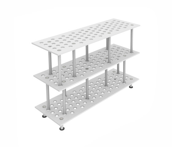 3+ Shelving System | Shelf Set | S de Zieta | Estantería