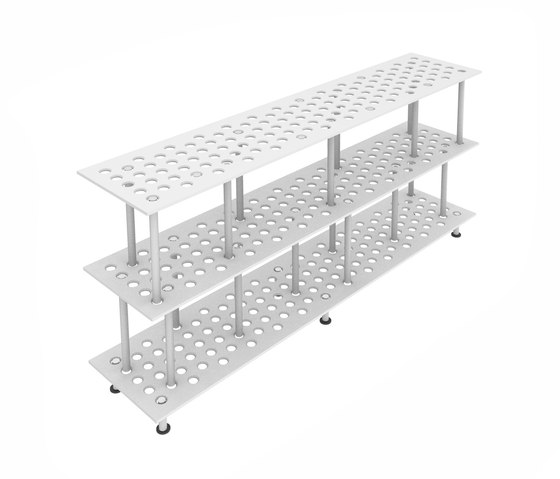 3+ Shelving System | Shelf Set | M by Zieta | Shelving
