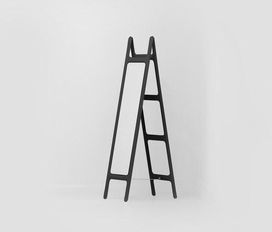 Drab+Mirror Set | black von Zieta | Spiegel