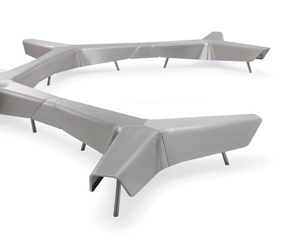 Brit Bench by Leland International | Sofas