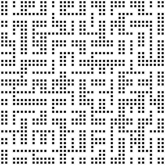 Licht und Schatten | 04.112.1 | Grafik von ornament.control | Holz Platten