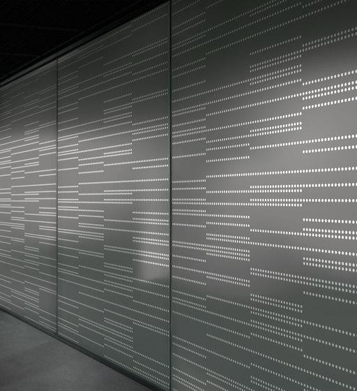 Licht und Schatten | 04.114.1 | Grafik von ornament.control | Holz Platten
