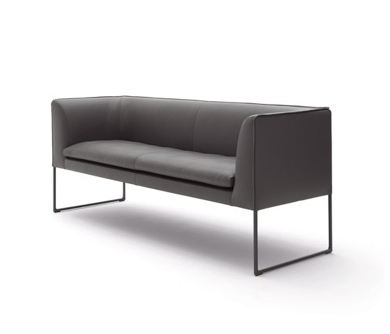 Mell bench by COR | Waiting area benches