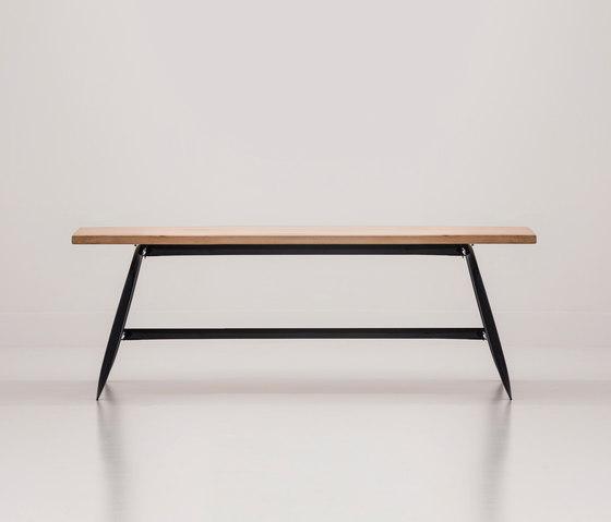 Kozak | black von Zieta | Tischgestelle