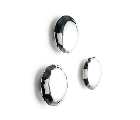 Pin 100 | 3 Set | inox steel von Zieta | Handtuchhalter