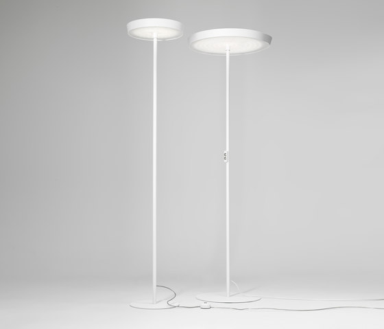 CIRCULAR F by Schätti | Free-standing lights