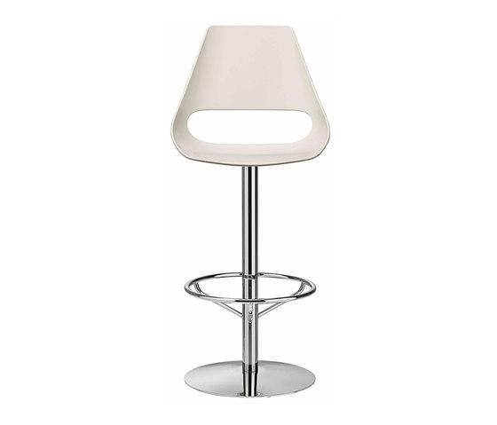 Echo 333 by Metalmobil | Bar stools
