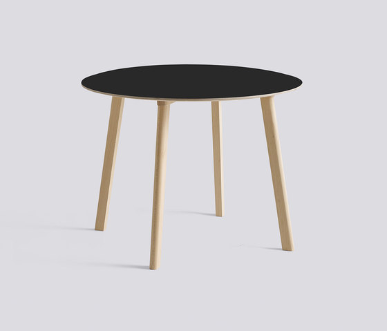 Copenhague deux table cph220 cafeteria tables from hay for Table khi deux