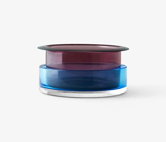 Tricolore SH3 de &TRADITION | Floreros