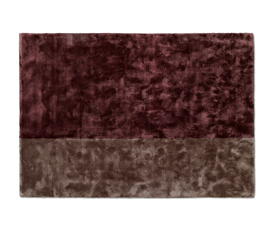Abstract | Beetroot by Ogeborg | Rugs