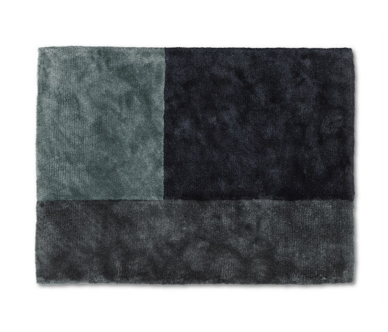 Abstract | Blueberry by Ogeborg | Rugs