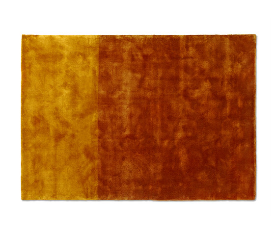 Abstract | Butternut Squash von Ogeborg | Formatteppiche