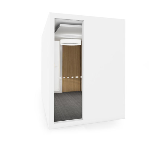 POD 3 von INTO the Nordic Silence   Office Pods
