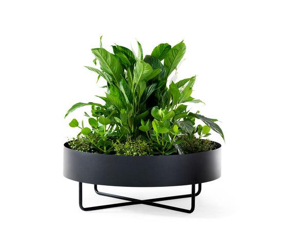Shima Garden Ø90 by Johanson | Plant pots