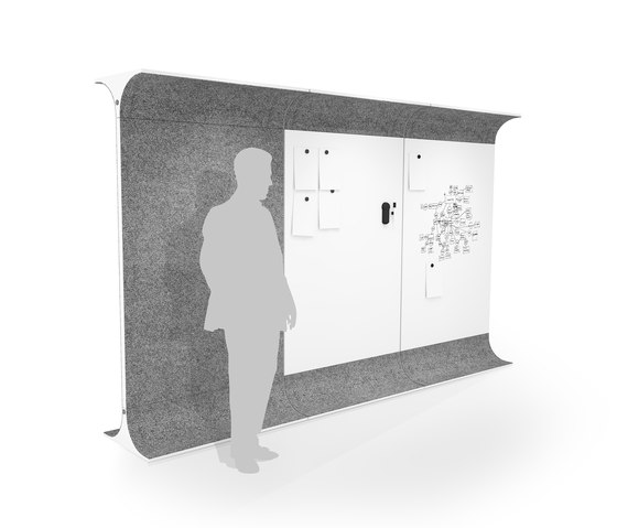 STORY WALL by INTO the Nordic Silence | Privacy screen