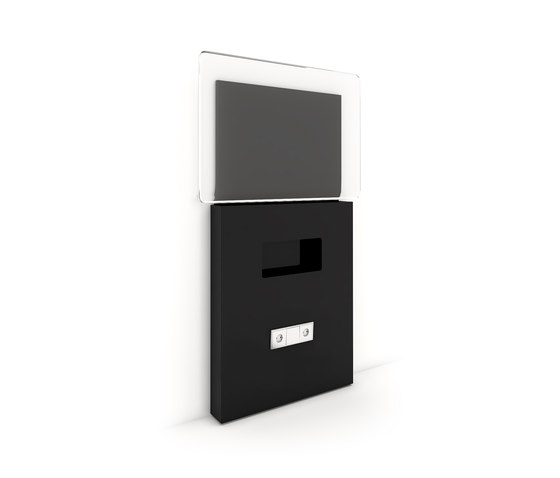 DISPLAY BOX by INTO the Nordic Silence | Multimedia stands