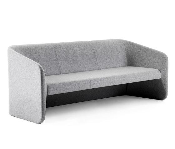 Race 3 seater sofa by Johanson Design | Sofas