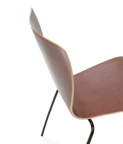 Crepe Side Chair by Leland International | Chairs