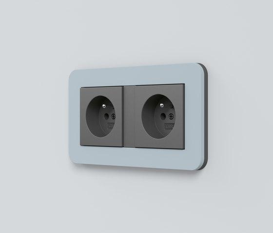 E3 | Socket by Gira | Schuko sockets