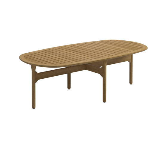 Bay Coffee Table von Gloster Furniture GmbH | Couchtische