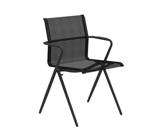 Ryder Armchair de Gloster Furniture GmbH | Sillas de jardín