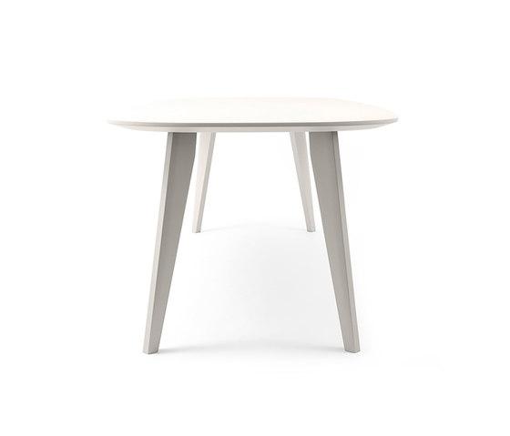 Sqround Extended Table de Tristan Frencken | Mesas comedor
