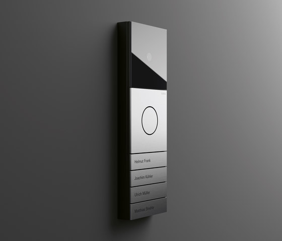 System 106 | door communication system by Gira | Door bells