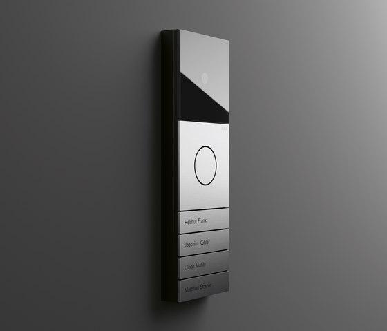 System 106 | door communication system de Gira | Timbres / Placas timbres